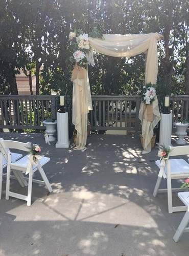 Wedding Arch Decor